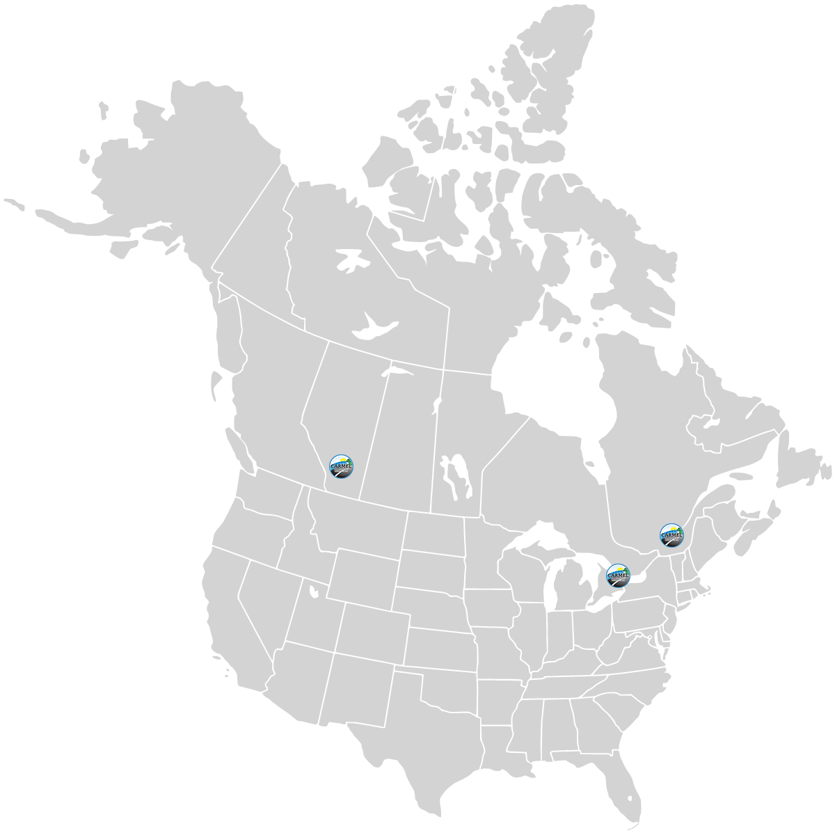 Map Of Canada Trackidsp 006.Carmel Transport International Ltd Home We Have The Right